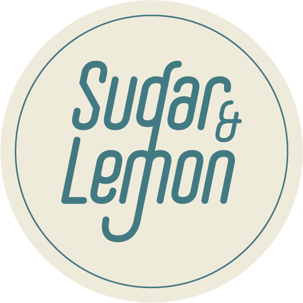 sidecar cognac logo Sugar and Lemon